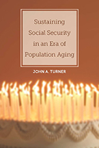 Sustaining Social Security book image