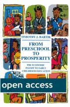 Cover image for  From Preschool to Prosperity: The Economic Payoff to Early Childhood Education